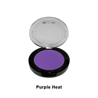 Mehron INtense Pro Pressed Powder Pigment - Singles - Purple Heat (160-PH) | Camera Ready Cosmetics - 20