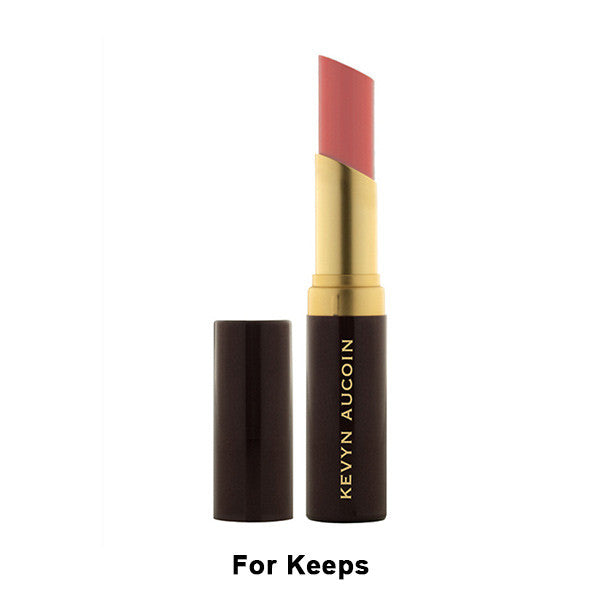 Kevyn Aucoin The Matte Lip Color - For Keeps | Camera Ready Cosmetics - 8