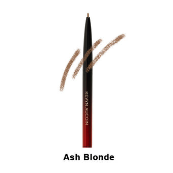 Kevyn Aucoin The Precision Brow Pencil - Ash Blonde | Camera Ready Cosmetics - 2