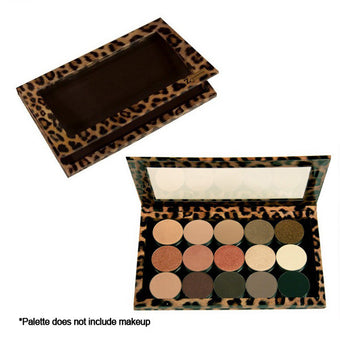 Z Palette - Large / Leopard | Camera Ready Cosmetics - 6