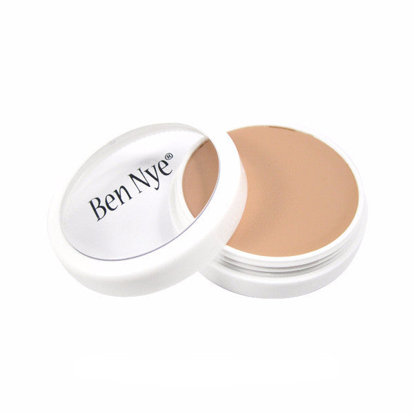 Ben Nye Creme Foundation - Alabaster (P-43) | Camera Ready Cosmetics - 2