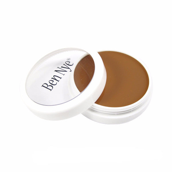 Ben Nye Creme Foundation - Brown Sugar (MA-2) | Camera Ready Cosmetics - 15