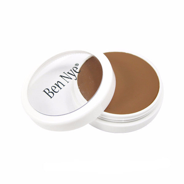 Ben Nye Creme Foundation - Caramel Tan (P-127) | Camera Ready Cosmetics - 18