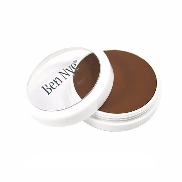Ben Nye Creme Foundation - Coffee Bean (MA-5) | Camera Ready Cosmetics - 20