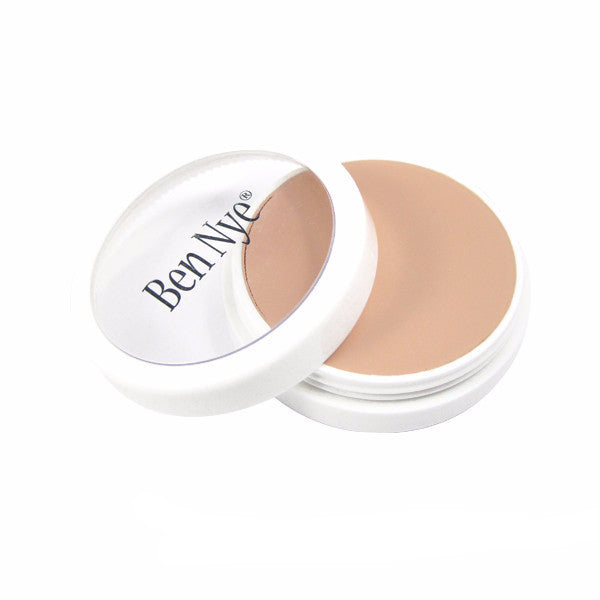 Ben Nye Creme Foundation - Creamy Beige (L-0) | Camera Ready Cosmetics - 21
