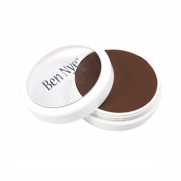 Ben Nye Creme Foundation - Dark Coco (P-8) | Camera Ready Cosmetics - 23