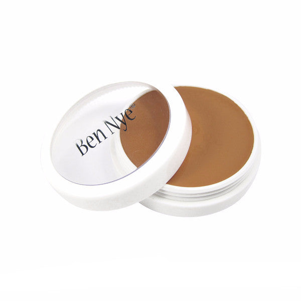 Ben Nye Creme Foundation - Golden Bronze (MA-1) | Camera Ready Cosmetics - 34
