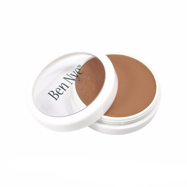 Ben Nye Creme Foundation - Golden Tan (T-1) | Camera Ready Cosmetics - 35