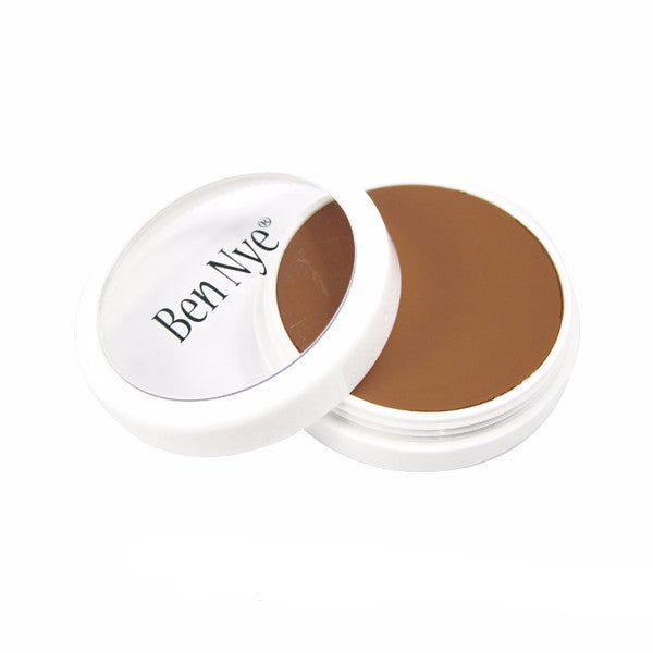 Ben Nye Creme Foundation - Hazelnut (MA-3) | Camera Ready Cosmetics - 37