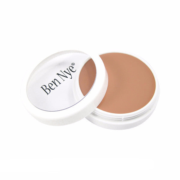 Ben Nye Creme Foundation - Honey (TW-24) | Camera Ready Cosmetics - 38