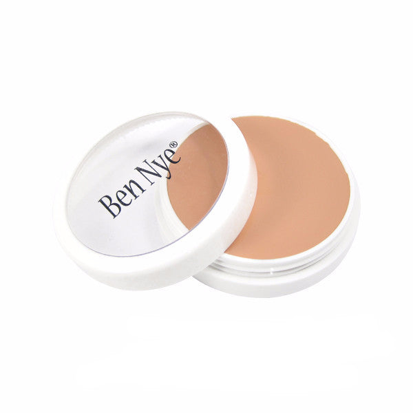 Ben Nye Creme Foundation - Ivory (TW-21) | Camera Ready Cosmetics - 39