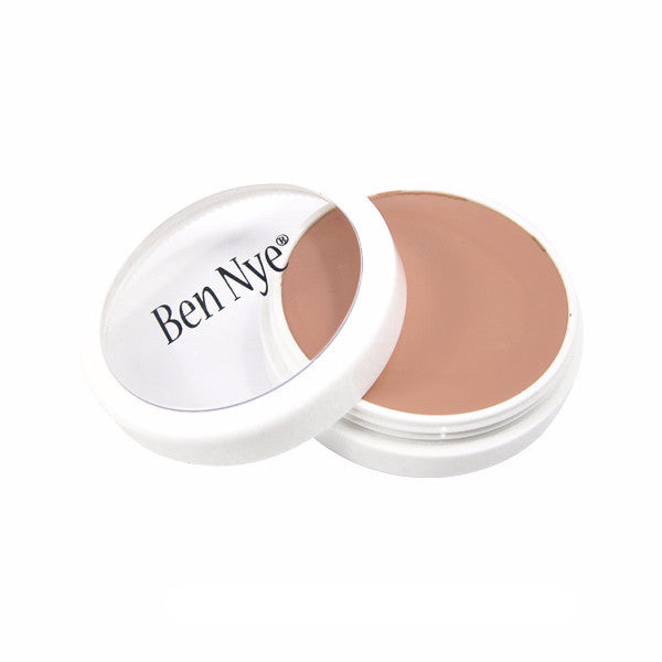 Ben Nye Creme Foundation - Lite Beige (L-2) | Camera Ready Cosmetics - 41