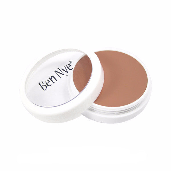 Ben Nye Creme Foundation - Lite Bronze (M-1) | Camera Ready Cosmetics - 42