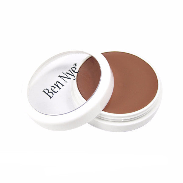 Ben Nye Creme Foundation - Medium Tan (M-3) | Camera Ready Cosmetics - 48