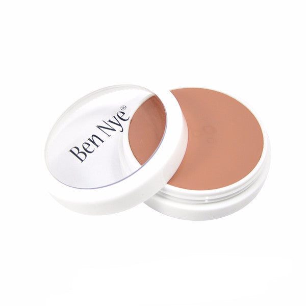 Ben Nye Creme Foundation - Natural Tan( P-6) | Camera Ready Cosmetics - 50