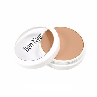 Ben Nye Creme Foundation - Olive Fair (P-45) | Camera Ready Cosmetics - 51