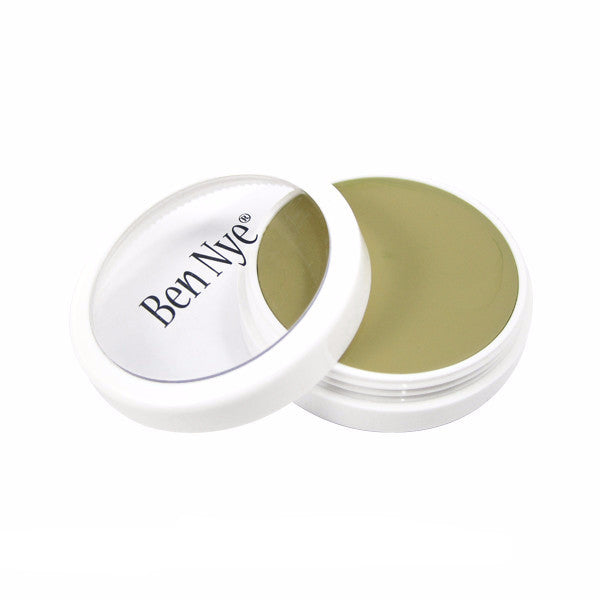 Ben Nye Creme Foundation - Sallow Green (P-14) | Camera Ready Cosmetics - 62