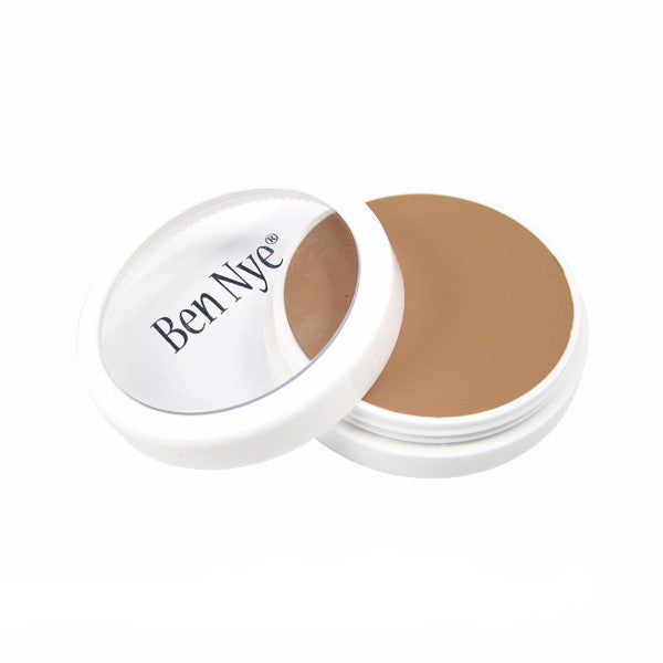 Ben Nye Creme Foundation - Tan Au Lait (P-125) | Camera Ready Cosmetics - 65