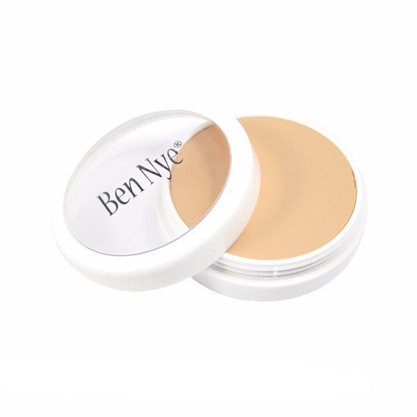 Ben Nye Creme Foundation - Ultra Fair (P-4) | Camera Ready Cosmetics - 68