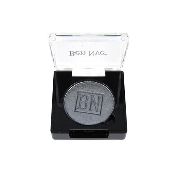Ben Nye Pearl Sheen Eye Accent Shadow - Silver Grey (PS-19) | Camera Ready Cosmetics - 20