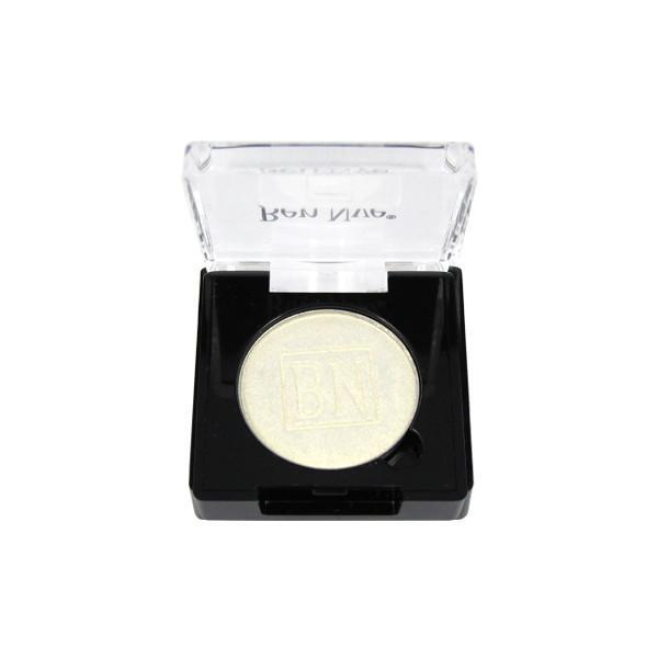 Ben Nye Pearl Sheen Eye Accent Shadow - White Gold (PS-16) | Camera Ready Cosmetics - 29