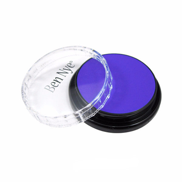 Ben Nye Creme Color - Blue (CL-19) | Camera Ready Cosmetics - 9