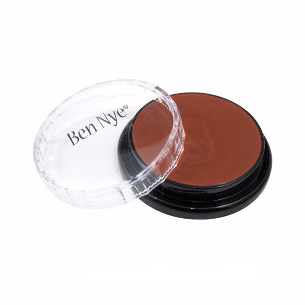 Ben Nye Creme Color - Dark Sunburn (CL-10) | Camera Ready Cosmetics - 16