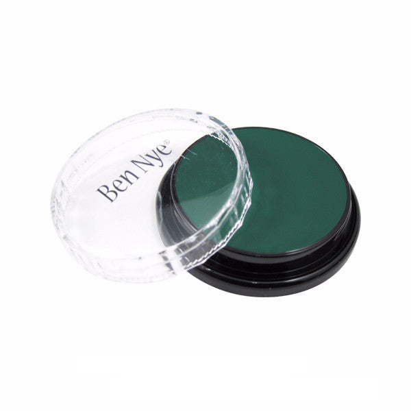 Ben Nye Creme Color - Forest Green (CL-2) | Camera Ready Cosmetics - 19