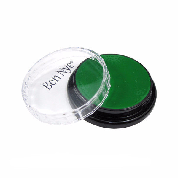 Ben Nye Creme Color - Kelly Green (CL-211) | Camera Ready Cosmetics - 25