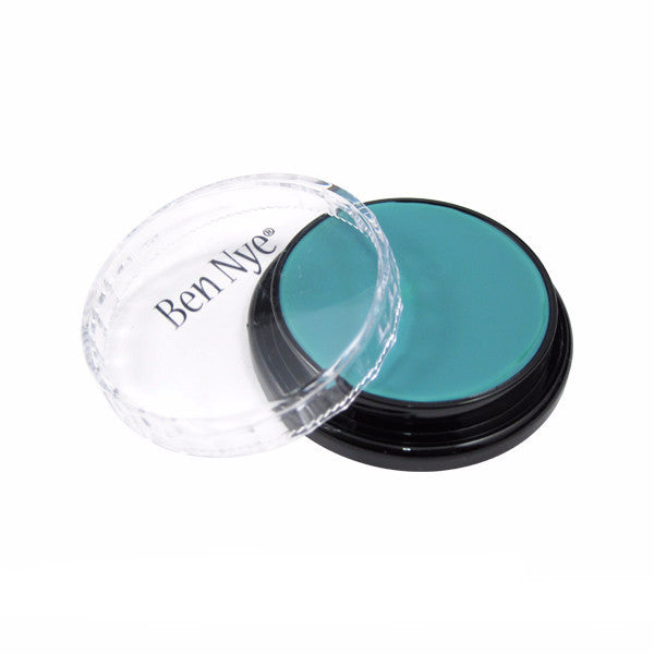 Ben Nye Creme Color - Turquoise (CL-20) | Camera Ready Cosmetics - 38