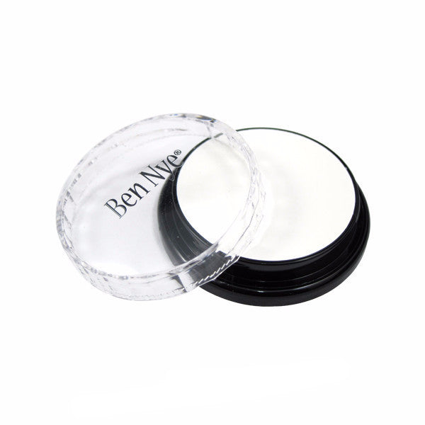 Ben Nye Creme Color - White (CL-1) | Camera Ready Cosmetics - 40