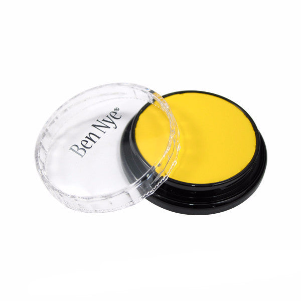 Ben Nye Creme Color - Yellow (CL-5) | Camera Ready Cosmetics - 41