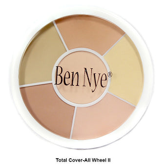 Ben Nye Total Conceal-All and Cover-All Wheel - Total Coverall Wheel 2 (SK-200) | Camera Ready Cosmetics - 3