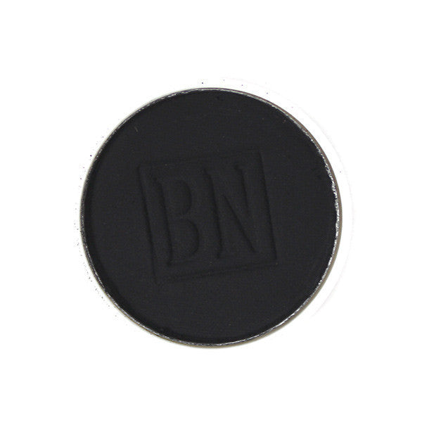 Ben Nye MagiCake Palette REFILL - Licorice Black (RM-3) | Camera Ready Cosmetics - 19