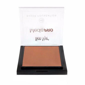 alt Ben Nye MediaPRO HD Sheer Foundation Bella 004 (HD-004)