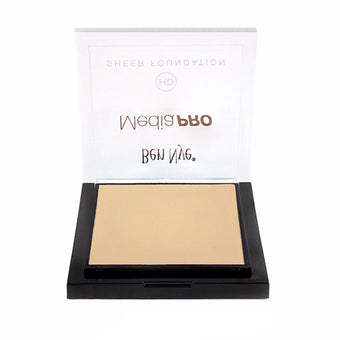 alt Ben Nye MediaPRO HD Sheer Foundation Bella 010 (HD-010) (Limited Availability)