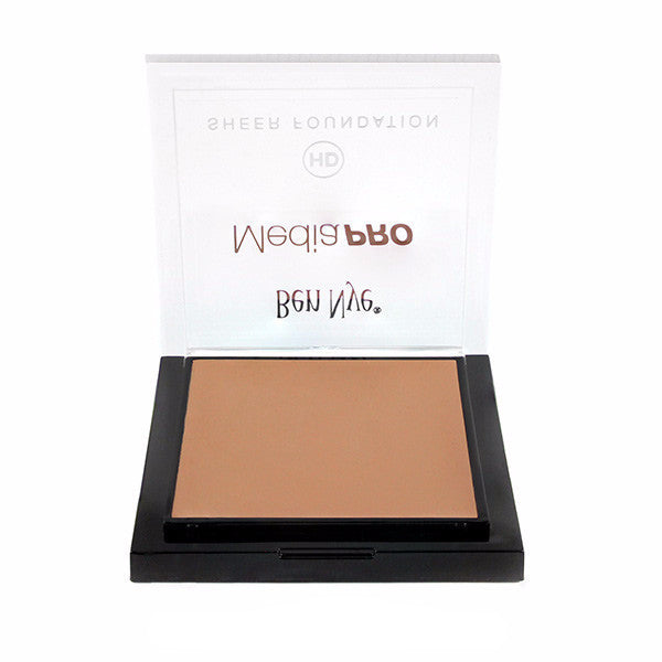 Ben Nye MediaPRO HD Sheer Foundation - Cine Beige (HD-310) | Camera Ready Cosmetics - 31