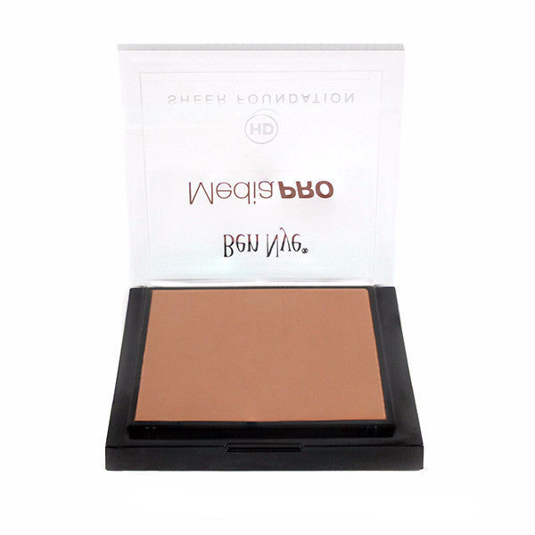 Ben Nye MediaPRO HD Sheer Foundation - Beige Natural 2 (HD-416) | Camera Ready Cosmetics - 11