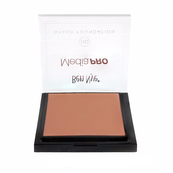 Ben Nye MediaPRO HD Sheer Foundation - Beige Natural 3 (HD-419) | Camera Ready Cosmetics - 12