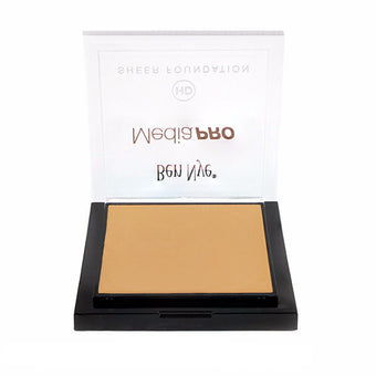 alt Ben Nye MediaPRO HD Sheer Foundation Pale Biscotte (HD-517) (Limited Availability)