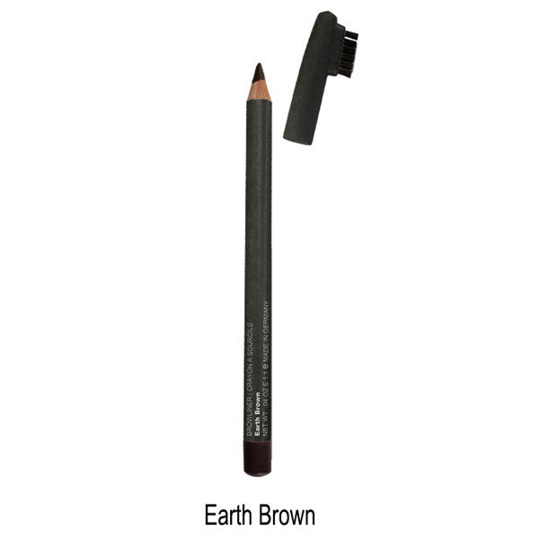 Mehron Brow/Liner Pencil - Earth Brown (206B-EB) | Camera Ready Cosmetics - 3