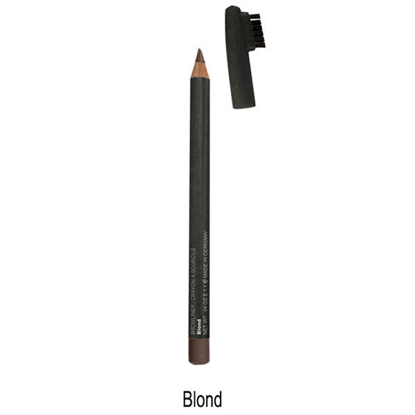 Mehron Brow/Liner Pencil - Blond (206B-BD) | Camera Ready Cosmetics - 2