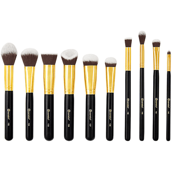 BH Cosmetics | Sculpt and Blend 3 - 10 Piece Brush Set