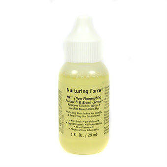 Nurturing Force Airbrush Cleaner Concentrate - 1 oz. | Camera Ready Cosmetics - 1