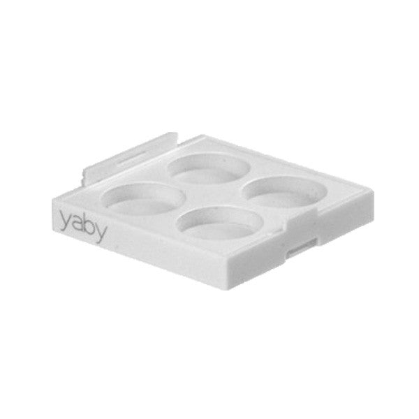 Yaby Stackable Set Palette Add-On - '+m: 4 Well Palette | Camera Ready Cosmetics - 6