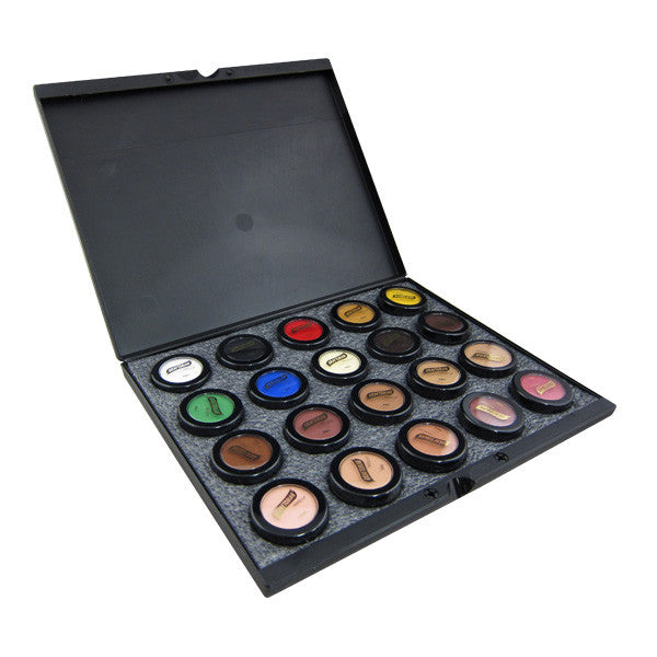 Graftobian Pro F/X RMG 20-Color Palette - Filled - F/X Palette (86001) | Camera Ready Cosmetics - 3