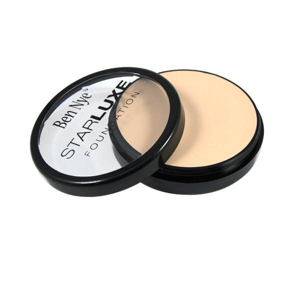Ben Nye Starluxe Creme Foundation - Savior Fair (SLX-01) | Camera Ready Cosmetics - 8