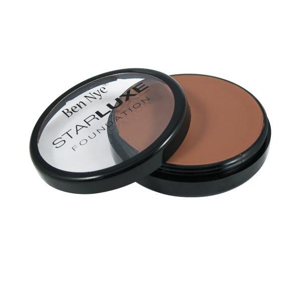 Ben Nye Starluxe Creme Foundation - Contour (SLX-23) | Camera Ready Cosmetics - 4