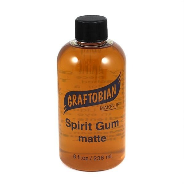 Graftobian Spirit Gum (USA Only) - 8oz Bottle (88534) | Camera Ready Cosmetics - 6