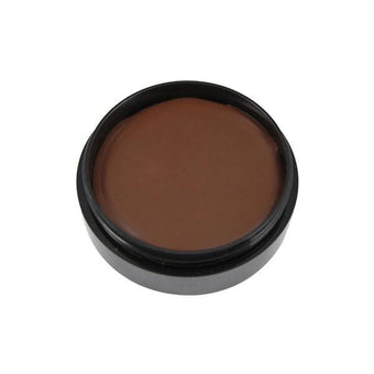 alt Mehron Celebre Pro HD Cream Foundation Sable Brown (201-7C) - Limited Availability